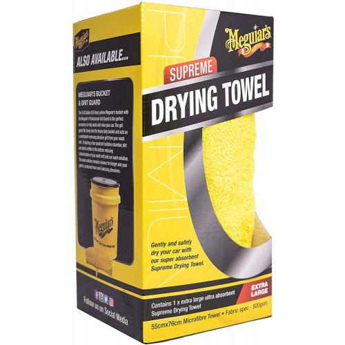 Prosop Uscare Auto Meguiars Supreme Drying Towel,55x76cm