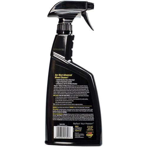 Solutie Curatare Jante Meguiars Ultimate All Wheel Cleaner,710ml