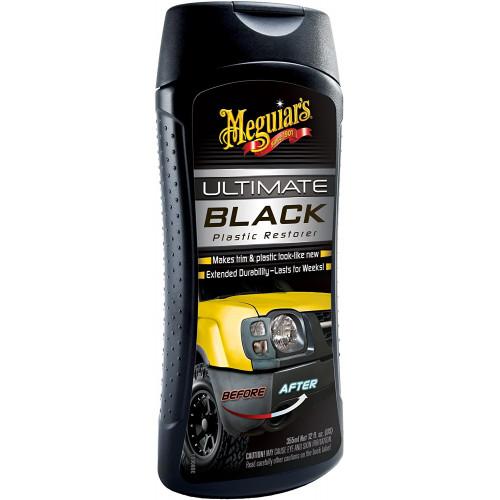 Dressing Plastice Meguiars Ultimate Black,355ml