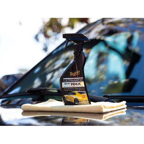 Meguiars Ultimate Quick Wax - Ceara Auto Lichida