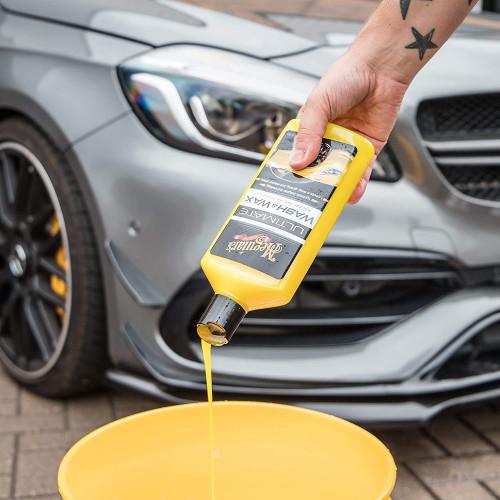 Meguiars Ultimate Wash & Wax - Sampon Auto cu Ceara,473ml