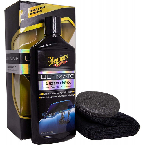 Meguiars Ultimate Wax Liquid - Ceara Auto Lichida