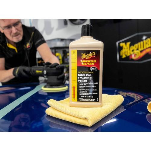 Pasta Polish Finish Meguiars M210 Ultra Pro Finishing
