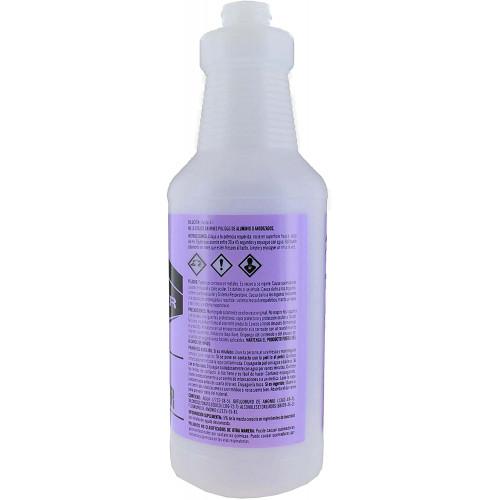 Meguiars Wheel Brightener Bottle - Recipient Plastic
