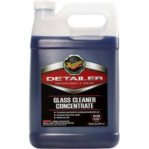 Meguiars Glass Cleaner Concentrate - Solutie Curatare Geamuri 3.8L