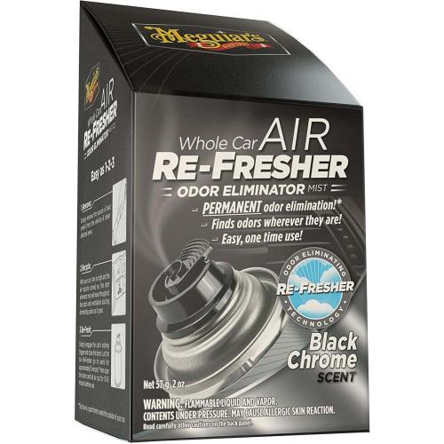 Odorizant Auto Meguiars Air Re-Fresher Black Chrome
