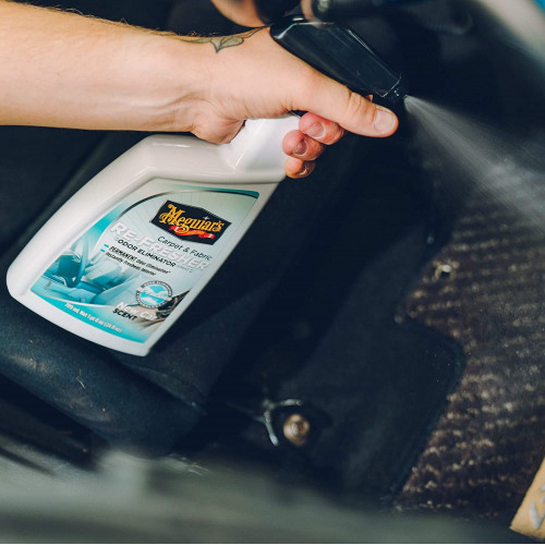 Odorizant Neutralizator Mirosuri Meguiar's Carpet & Fabric Odor Eliminator,709ml