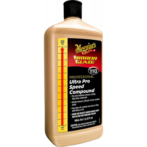 Pasta Polish Abraziv Meguiar's Ultra Pro Speed Compound M110