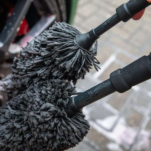 Perie Curatare Jante Meguiar's Supreme Wheel Brush,L