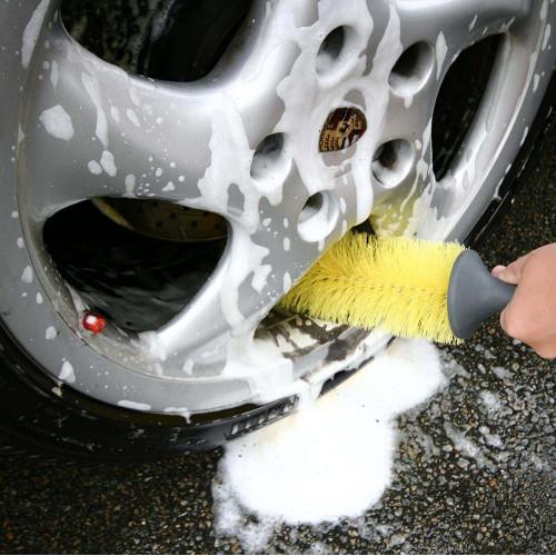 Meguiars Ultra Safe Wheel Brush - Perie Curatare Jante