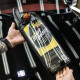 Meguiars Versa-Angle Body Duster - Perie Praf Microfibre Maner Ajustabil
