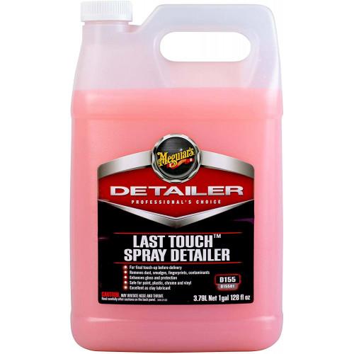Meguiars Last Touch Spray Detailer - Detailing Rapid