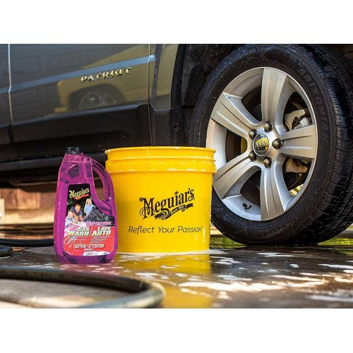 Sampon Auto Meguiar's Deep Crystal Car Wash, 1.89L