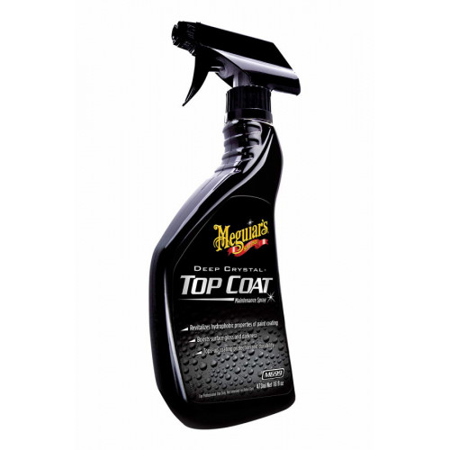 Sealant Lichid Meguiar's Deep Crystal Top Coat,473ml