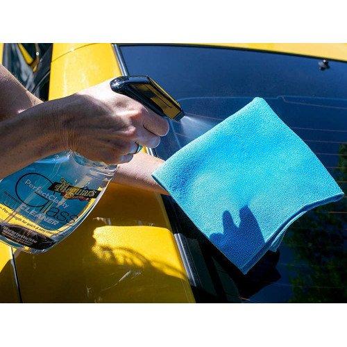 Solutie Curatare Geamuri Meguiar's Perfect Clarity Glass Cleaner, 709ml