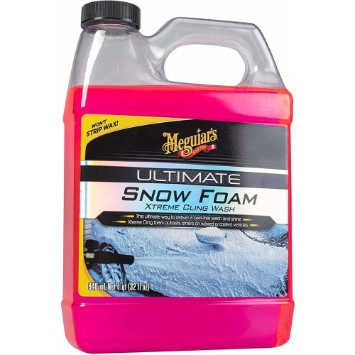 Spuma Prespalare Auto Meguiar's Ultimate Snow Foam, 946ml