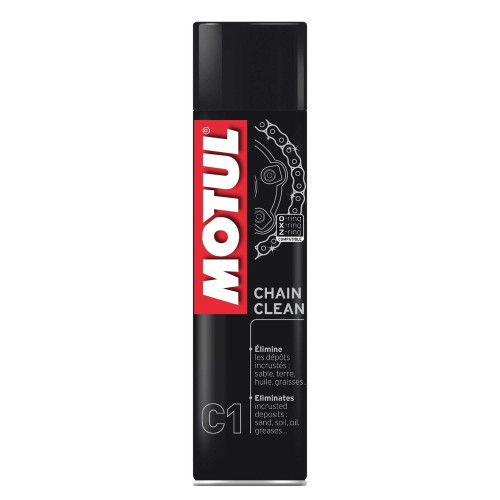 Motul C1 Chain Clean - Spray Lant Moto