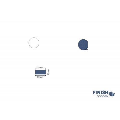 Burete Polish Finish Nanolex Polishing Pad Finish, 32x13x32mm