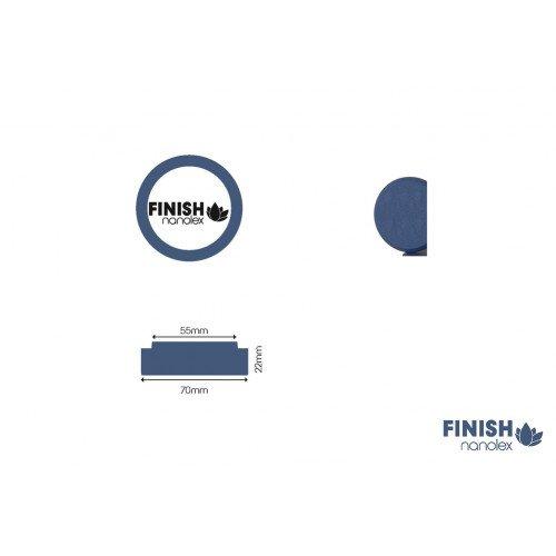Burete Polish Finish Nanolex Polishing Pad Finish, 70x22x55mm