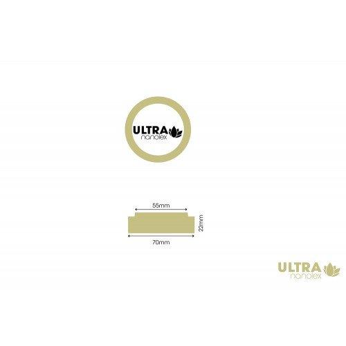 Burete Polish Super Abraziv Nanolex Ultra Cut Pad, 70x22x55mm