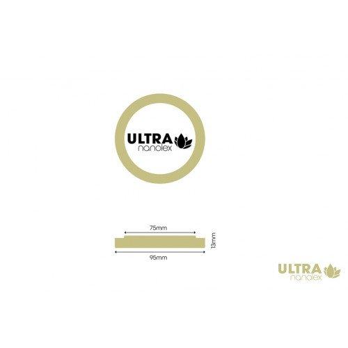 Burete Polish Super Abraziv Nanolex Ultra Cut Pad, 95x13x75mm