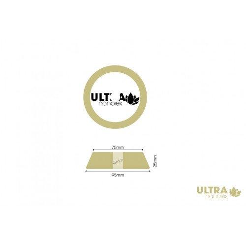 Burete Polish Super Abraziv Nanolex Ultra Cut Pad, DA, 95x25x75mm