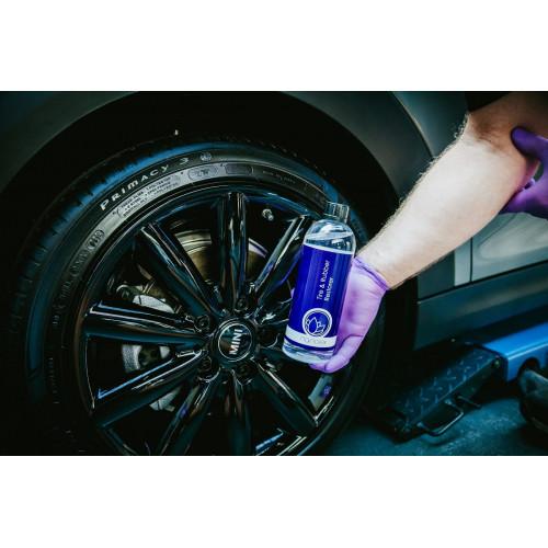 Dressing Anvelope si Chedere Nanolex Tire & Rubber Restorer, 750ml