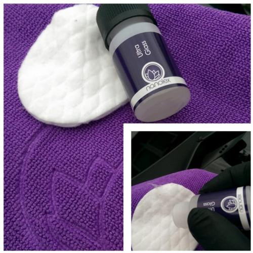 Nanolex Ultra Glass Sealant - Tratament Hidrofob Geamuri