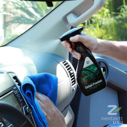 Solutie Curatare Plastice Nextzett Cockpit Premium,500ml