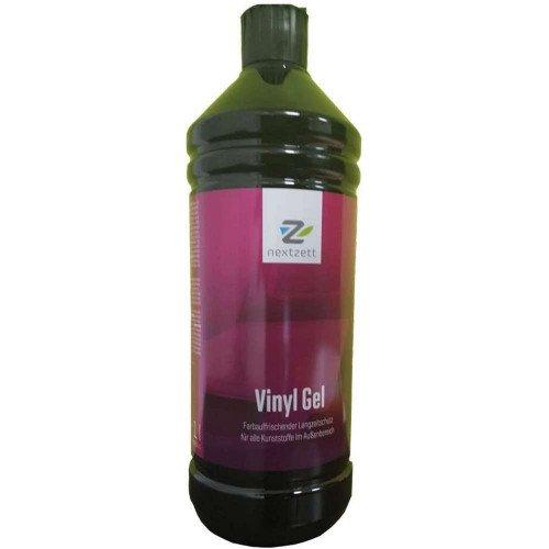 Solutie Intretinere Plastic si Vinil Nextzett Vinyl Gel, 1000ml
