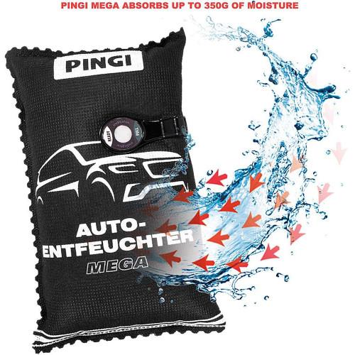 Dezumidificator Auto Pingi, 1kg