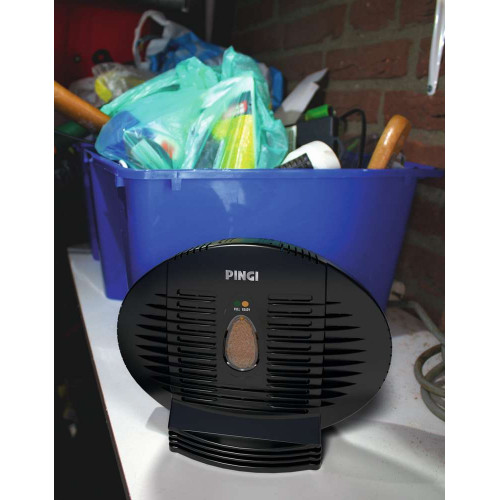 Dezumidificator Electric Reincarcabil Pingi i-Dry XL, Black
