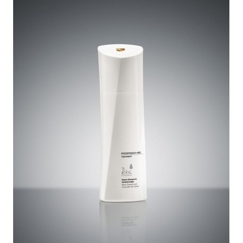 Sampon Auto Porsche Winter Edition Shampoo and Convertible Top Cleaner, 300ml