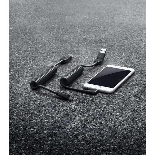 Cablu USB Porsche cu Apple Lightning