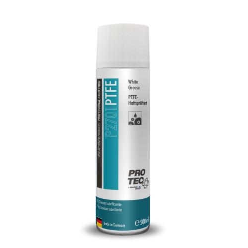 Vaselina Alba cu Teflon Protec White Grease, 500ml