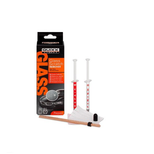 Kit Indepartare Zgarieturi Sticla Quixx Glass Scratch Remover