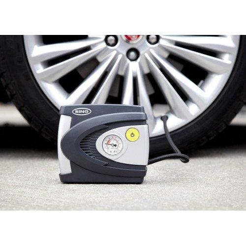 Compresor Auto Ring Automotive RAC610 Analogue Tyre Inflator