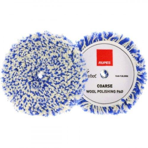 Blana Polish Abraziv Rupes Wool Pad, 200mm