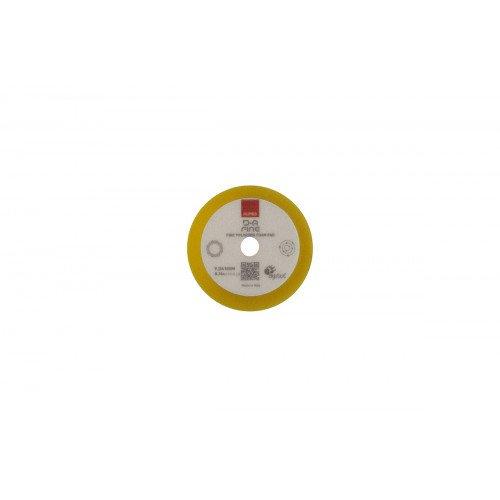 Burete Fin Polish Rupes D-A Fine Foam Pad, 100MM, Galben