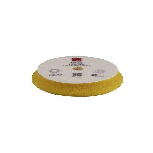 Burete Fin Polish Rupes D-A Fine Foam Pad, 150/180MM, Galben