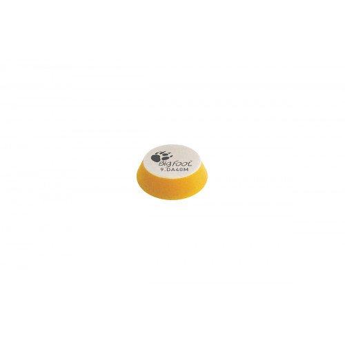 Burete Fin Polish Rupes D-A Fine Foam Pad, 30/40mm, Galben