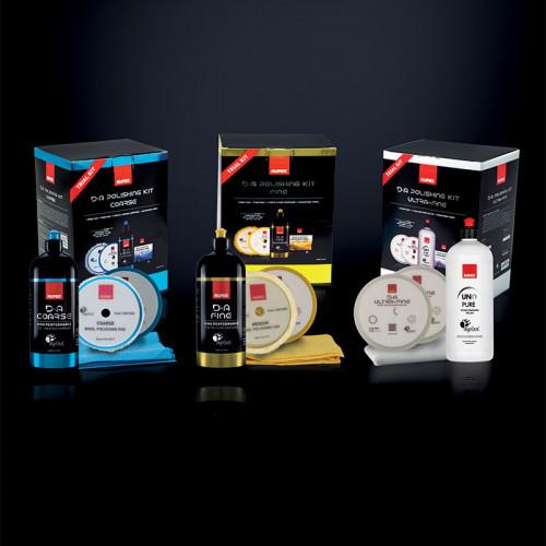 Kit Polish Rupes D-A Trial Kit, 180mm