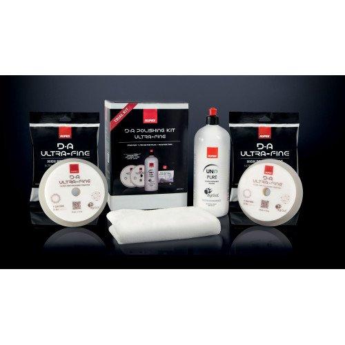 Kit Polish Rupes Uno Pure Ultra Finishing Polish, 150mm