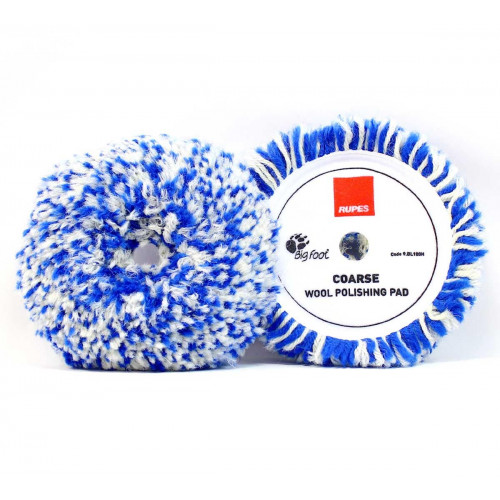 Blana Polish Abraziv Rupes Wool Pad,180mm