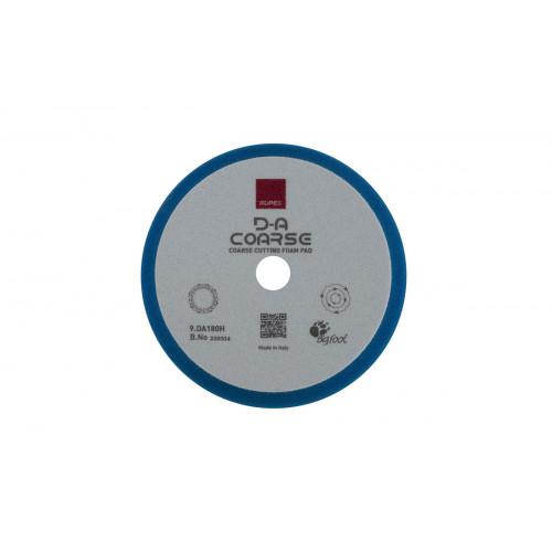 Burete Abraziv Polish Rupes D-A Coarse Foam Pad, 150/180MM, Albastru