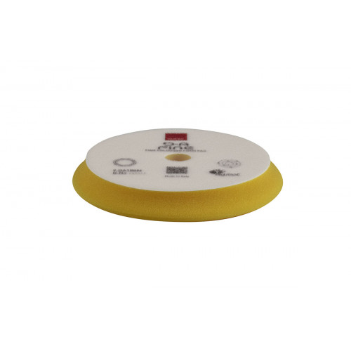 Burete Fin Polish Rupes D-A Fine Foam Pad,150/180MM,Galben