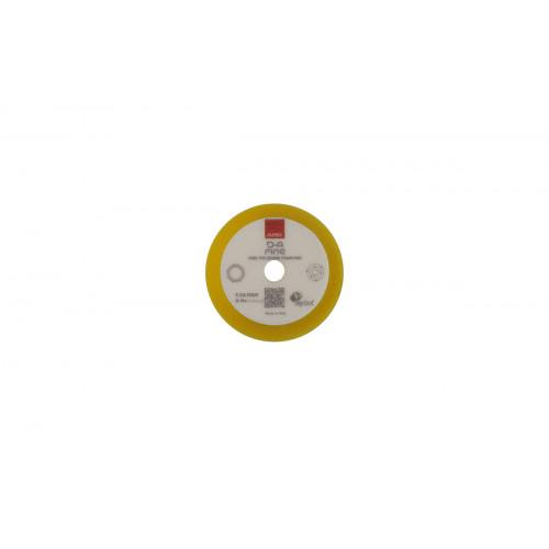 Burete Fin Polish Rupes D-A Fine Foam Pad,100MM,Galben