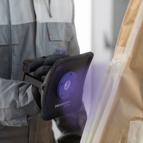 Lampa Control Led Scangrip Nova-UV S, Reincarcabila
