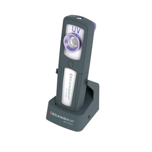 Lampa Control Led Scangrip UV-Light, Reincarcabila