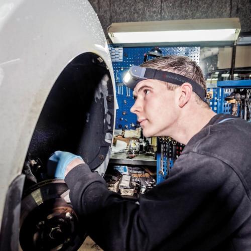 Lampa Inspectie Scangrip I-View